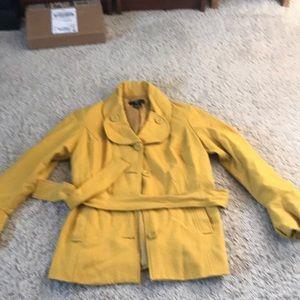 Luii ruffle sleeve medium jacket